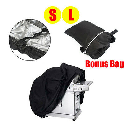 Outdoor BBQ Barbeque Grill Cover Durable Waterproof UV Protector 6 Burner S L