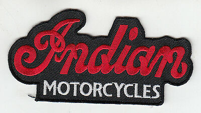 Indian Motorcycles Embroidered Patch