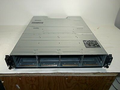 Dell PowerVault MD3200 E03J U648K Array Chassis Only