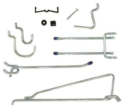 32PC Peg Hook ASST,No 1432A,  Lehigh Group/Crawford Prod, 3PK