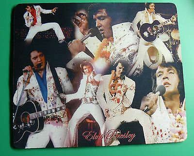 Elvis Presley  - Quality Mouse Pad or Place Mat #01