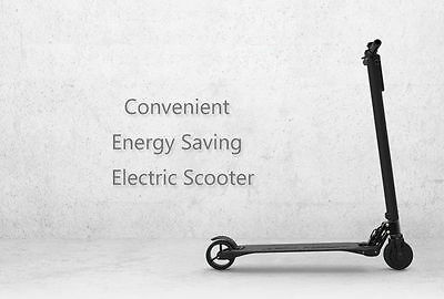 Carbon Fiber Lightweight Electric Scooter, Samsung Battery with Brushless Motor