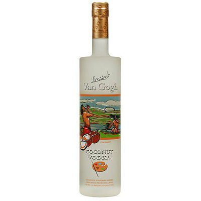 Vincent Van Gogh Coconut Vodka 750Ml