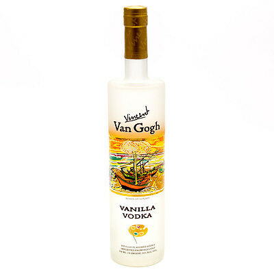Vincent Van Gogh Vanilla Vodka 750mL
