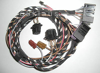 VW T4 Transporter Multivan heated seats Seat Heater adapter cable harness set