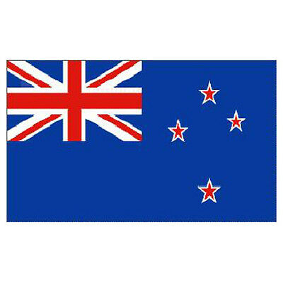 New Zealand National Flag 5ft x 3ft LW