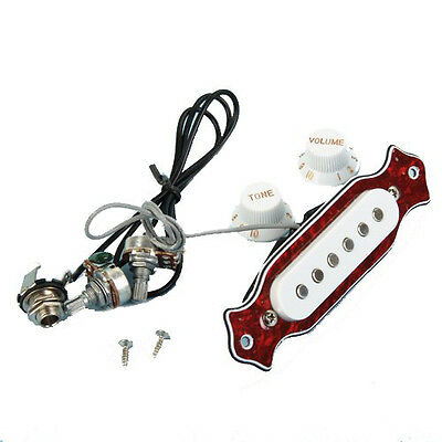 Single Coil Magnetic Acoustic Guitar Pickup L6