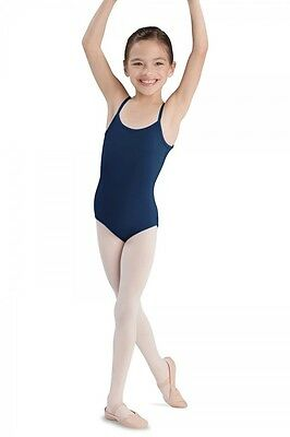 14 Bloch CL5407 Child XLarge Burgundy Camisole Leotard Footed Tights and Skirt