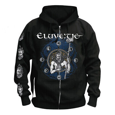 ELUVEITIE - The Nameless - Kapuzenjacke / Zipper