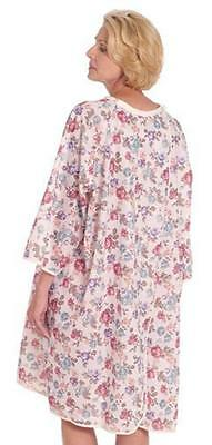 Thermagown Patient Gown Ladies Print, Salk Incorporated, MPN: SK525LP