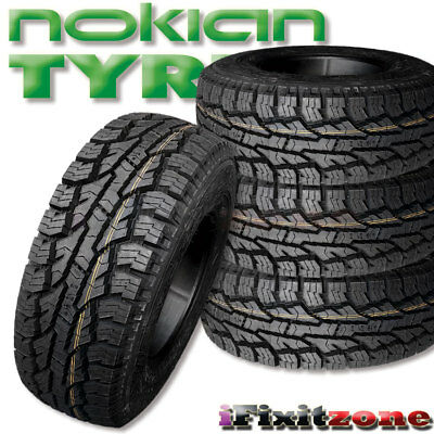4 Nokian Rotiiva At 265 70r16 112t M S Rated All Terrain Tire 265 70