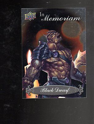 2015 Upper Deck Marvel Vibranium IN Memoriam IM-16 card