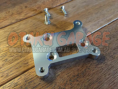 Adapter plate for install IAC AAC valve ER34 RB25DET to GReddy Intake Manifold