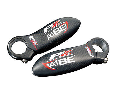 PZ A1BE Monocoque Carbon Bike Bicycle Cycling Handlebar Ends Bar End