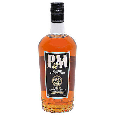 P&M Blend Superieur Whiksy 700mL
