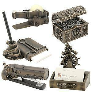Pirates Of The Caribbean Desk Set By Disney