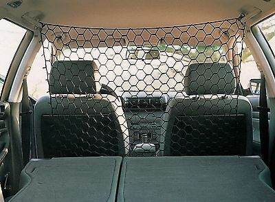 Net Barrier Various Attachment Possibilities Dog Travel Car Net Divider Black