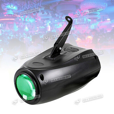 Music Active RGBW LED Lights Laser Stage Effect Lighting Club Disco DJ Party