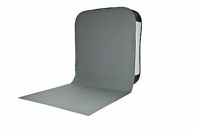 Lastolite by Manfrotto HiLite Bottletop with Train for 6 x 7 feet - Grey (for...