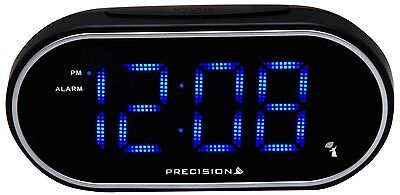 silvercrest projection clock radio alarm kh2217 silver picclick uk. Black Bedroom Furniture Sets. Home Design Ideas