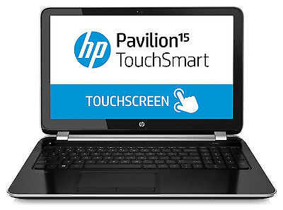 "New HP Pavilion 15.6"" Touchscreen Laptop Intel 2.2GHz 4GB 500GB Windows 8 DVD-RW"