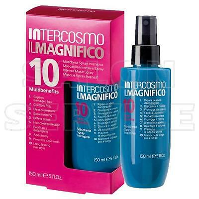 Intercosmo Il Magnifico Maschera Spray Intensiva 10 In 1 150 Ml.
