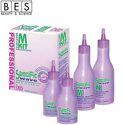 Kit Specific Wave Meches 120+120+40+40 Ml