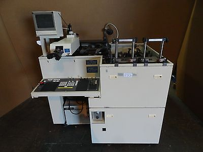 Nikon OPTISTATION 3 200mm Wafer Lithography Inspection System Used
