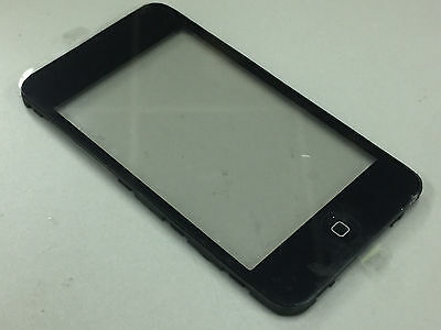 iPod Touch 3rd Gen Front Glass Digitizer Screen + Frame + Home Button Assembly