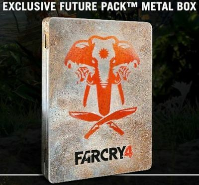 Exclusive Future Pack Uplay Metal Box Ultimate Kyrat NEUF ♦ Far Cry 4 STEELBOOK