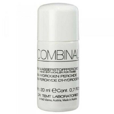 COMOXID5 Combinal 5% Hydrogen Peroxide for Brow and Lash Tinting, 0.7 Ounce