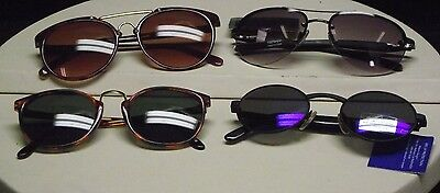 Set of FOUR Women's Sunglasses Guess & Solterra