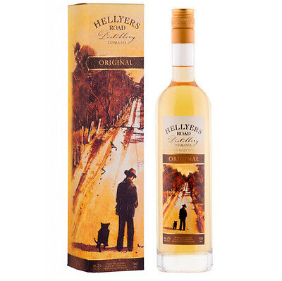 Hellyers Road Single Malt Original Whisky 700mL