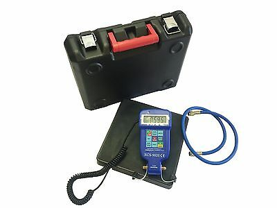 Programmable Refilling Charging Ac Refrigerant Digital Scale R22,r12,r410,r134A