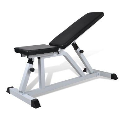 # Adjustable Fitness Workout Weight Bench Press Home Gym Exercise Sit Up Decline