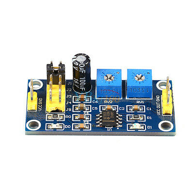 NE555 Signal Generator Pulse Frequency Adjustable Duty Cycle Module