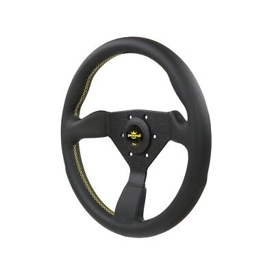 Personal Grinta Leather Steering Wheel 330Mm
