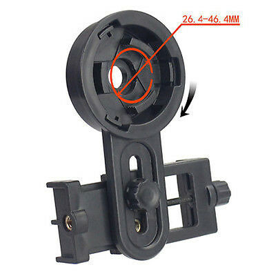 Universal Astronomical Telescope Smartphone Camera Mount Holder Adapter ZC