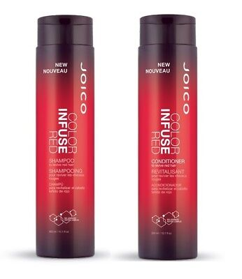 Joico Color Infuse Red Duo