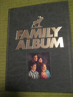 Original Vintage 1994 MOOSE FAMILY ALBUM Volume 1 Premiere Hardcover 200 pgs 253
