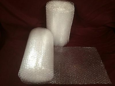 "2 X 25Ft Bubble Roll/wrap 3/16""(Small) Bubbles! 12"" Wide! Perforated Every 12"""