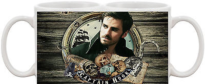 Once Upon A Time Killian Jones Mug 3 From Tv Show And Dvd *great Gift* Uk Seller