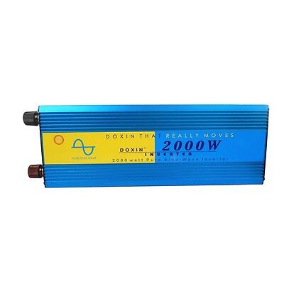 1 New Top Quality LDB DOXIN Pure Sine Wave Inverter 2000W