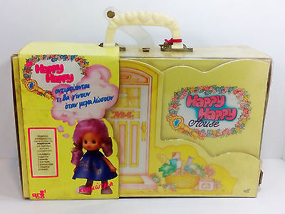 Vtg 80'S El Greco Happy Happy Sisters House Brand New & Unused