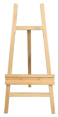 Mont Marte Art Easel Student Easel Artist School Art Pine Wood Height 114-122cm
