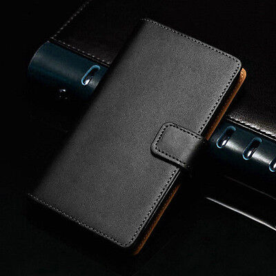 Luxury Genuine Real Leather Wallet Flip Case Cover For OnePlus 1 2 3 A3000 3T