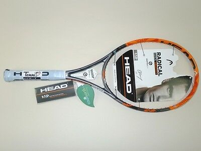Head Graphene XT Radical Rev Pro 16/16-16/19 L3 = 4 3/8 Andy Murray ASP Racket