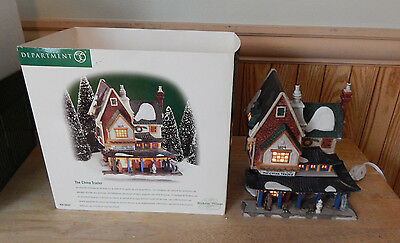 Department 56 The China Trader Dicken Village Christmas Holiday 56.58447