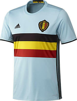 Belgium Away Football Shirt 2016/17