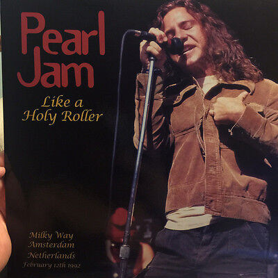 Pearl Jam ‎– Like A Holy Roller - LP